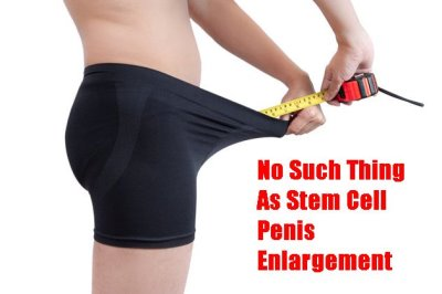 stem cell penis enlargement procedure